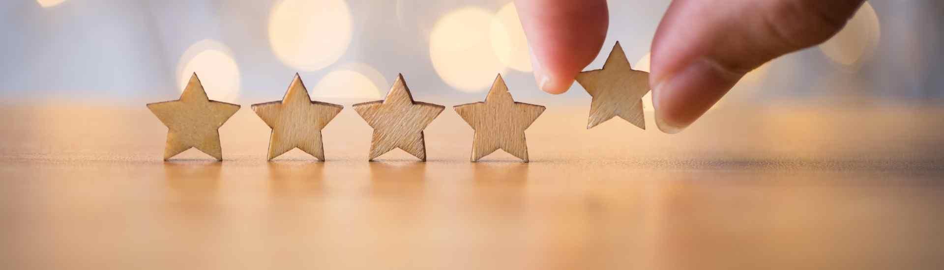 Como melhorar a sua classificação em sites de aluguel por temporada