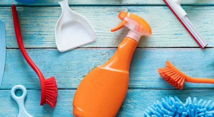 Checklist de limpeza e de organização de um imóvel de temporada