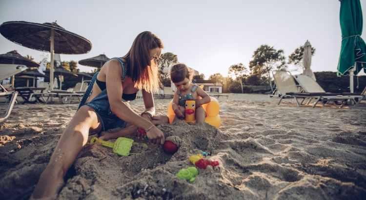 Vai viajar com crianças? Escolha um imóvel de temporada
